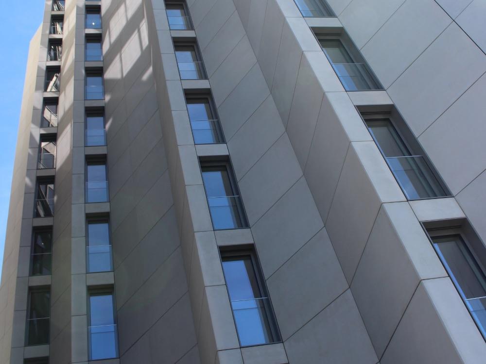facade fabrication in Kent