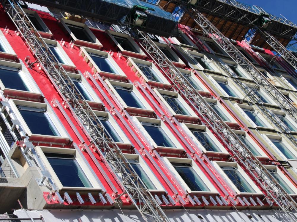 facades contractors uk