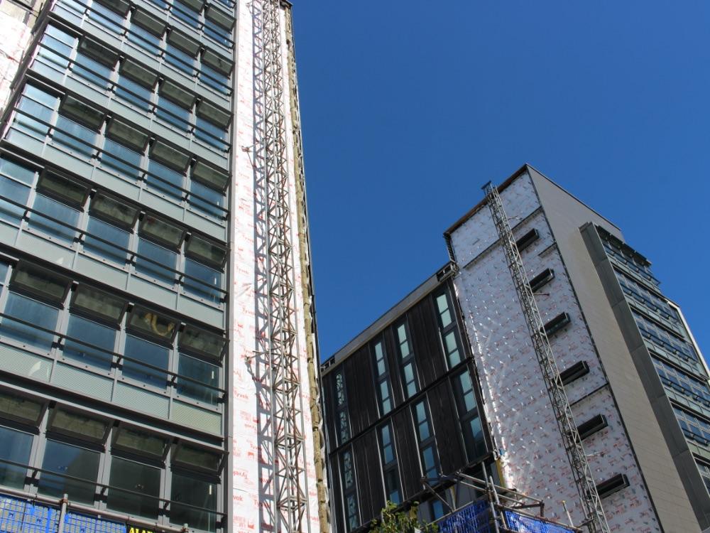 facade specialist in Kent
