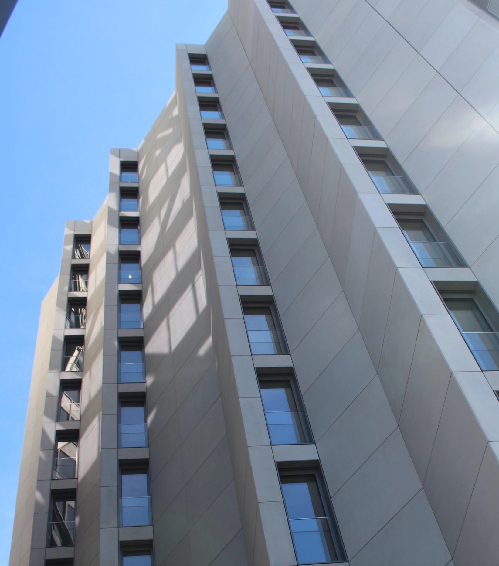Facade construction company